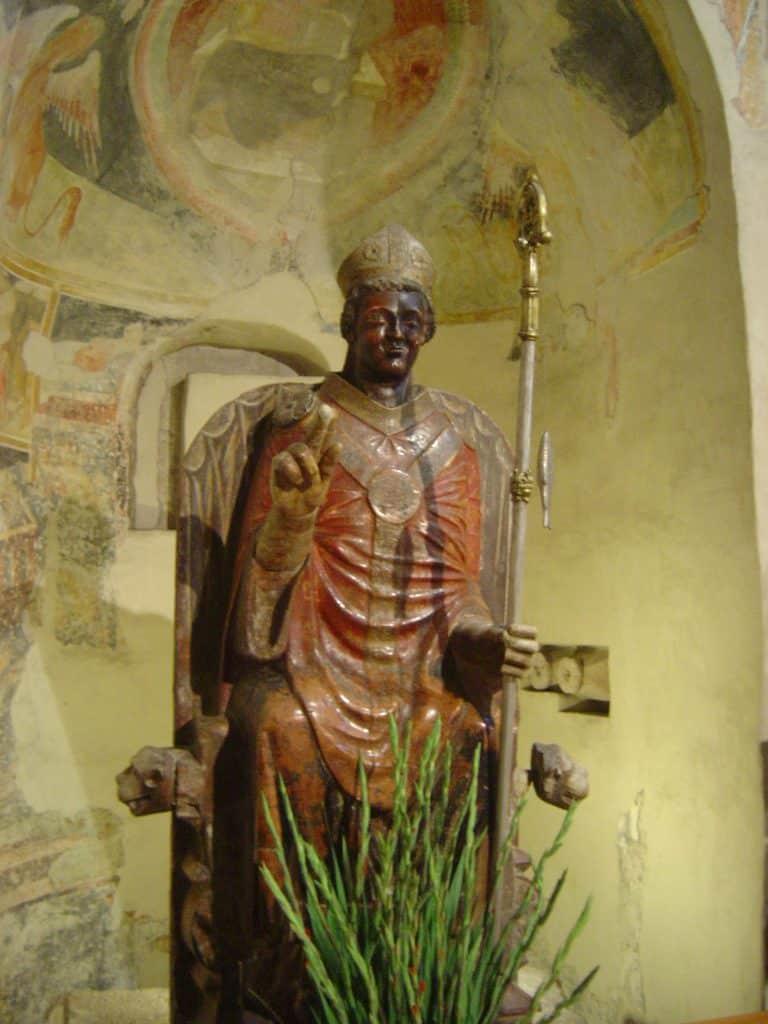 San Zeno statue